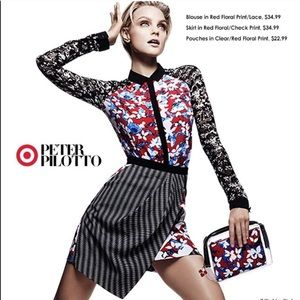 PETER PILOTTO for Target Blouse